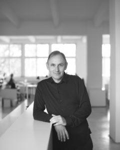 Der Berliner Architekt Volker Stab (Foto: Suzanna Klauzna)