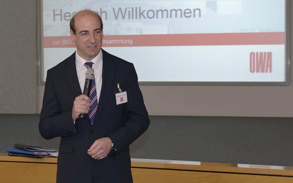 Maximilian von Funck OWA