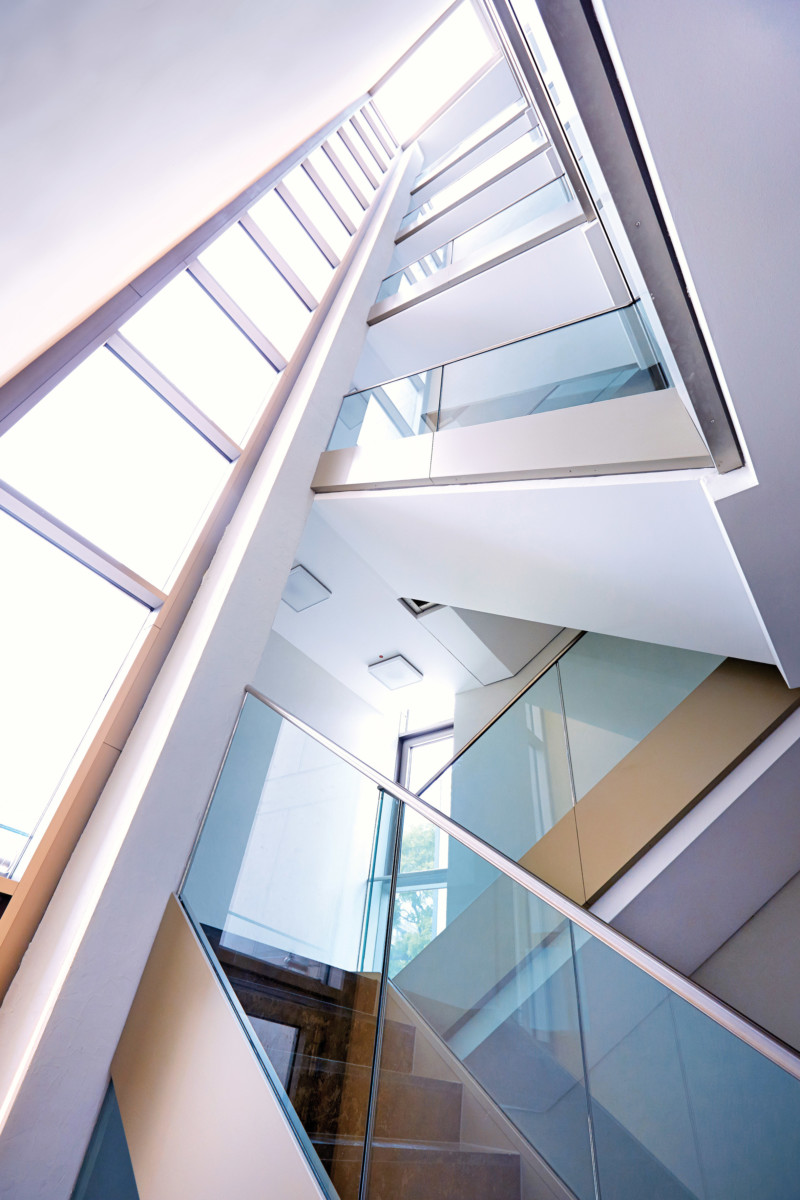 Umbau der Hauptstelle der Kasseler Bank: Funktionale Eleganz mit modernem Beratungskomfort